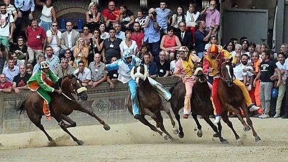 Palio di Siena, assegnati i cavalli per la carriera del 16 agosto