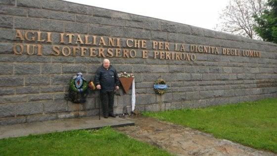 Addio a Marcello Martini, staffetta partigiana, testimone degli orrori di Mauthausen