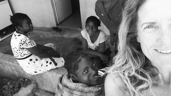 La traversata dell'Africa: Perla adesso pedala in Angola