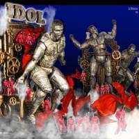 Viareggio, svelati i nuovi carri del Carnevale 2020