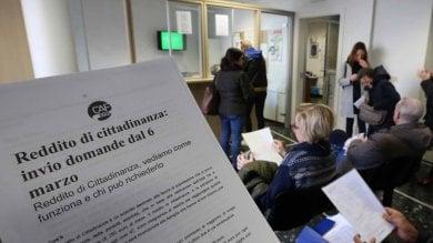 Rep :   Reddito di cittadinanza,  in Toscana sogno per pochi