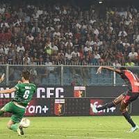 Fiorentina, con il Genoa poche idee e zero punti