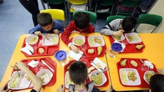 Firenze, nuovo menu per le mense scolastiche