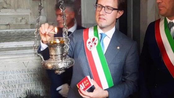 """Nardella, """"Firenze e Ravenna lavoreranno insieme per onorare il 700simo anniversario dantesco"""""""