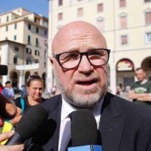 Alluvione Livorno, chiesto il rinvio a giudizio per l'ex sindaco Filippo Nogarin