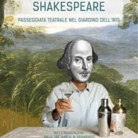 Firenze, aperitivo con Shakesperare nel Giardino dell'Iris