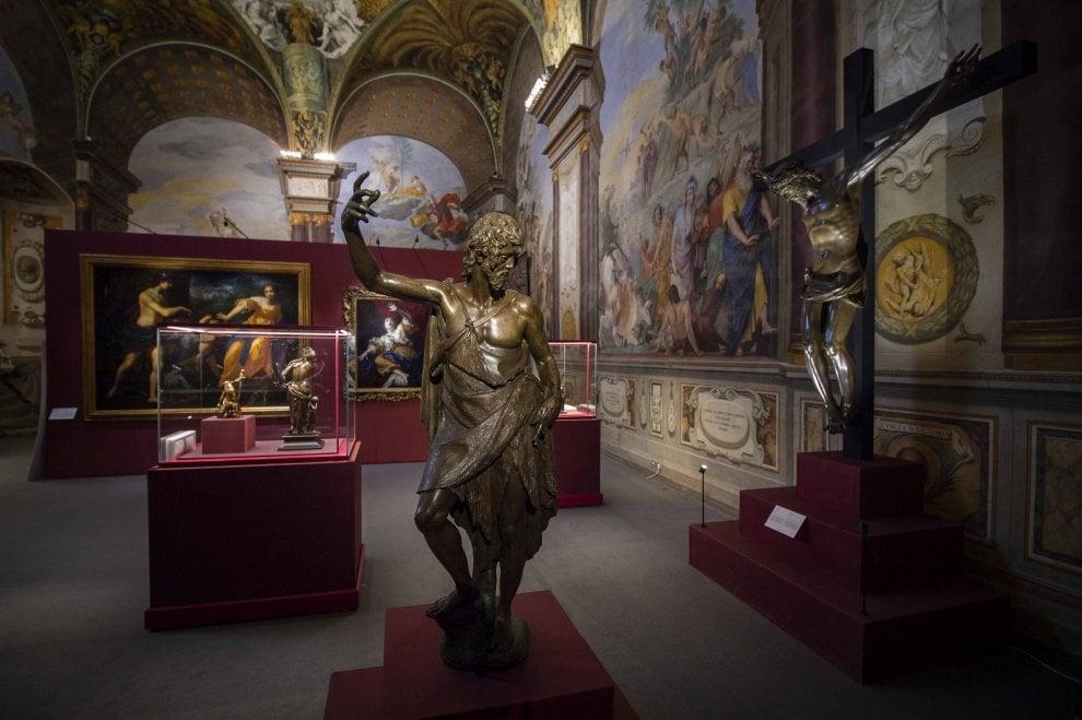 Firenze, a Palazzo Pitti in mostra la potenza dell'arte barocca