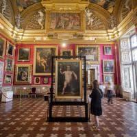 Firenze, il Nano Morgante del Bronzino ritorna a Palazzo Pitti