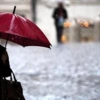 Maltempo, domenica allerta per temporali in Toscana