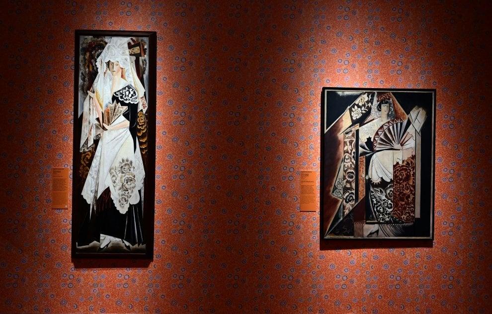 Una vita controcorrente, Palazzo Strozzi celebra l'arte di Natalia Goncharova