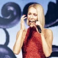 Celine Dion, unico concerto italiano a Lucca