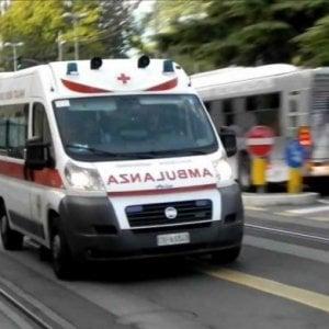 Firenze, grave una donna investita dal bus mentre attraversava sulle strisce