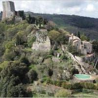 Rocca d'Orcia, un albergo diffuso a cinque stelle nell'antico borgo di Santa