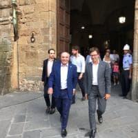 Nardella accelera: stadio alla Mercafir in quattro anni