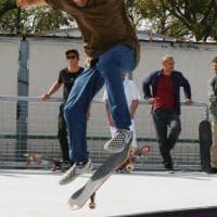 Firenze, un nuovo skatepark nel Quartiere 2