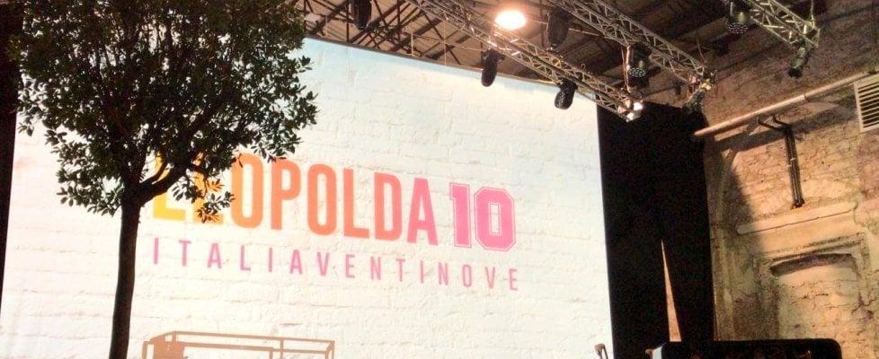 Renzi, la sfida della Leopolda a Firenze: tra il Piano del verde e Family Act