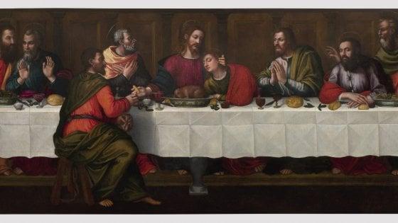 Il restauro dell'Ultima cena, il dipinto della prima pittrice fiorentina: Plautilla Nelli