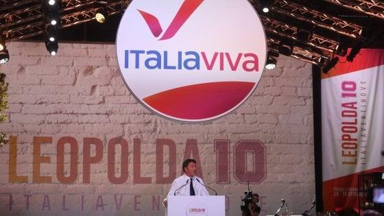 """Leopolda ultimo atto. Renzi: """"Salvini puntava a eleggere il nuovo capo dello Stato. Qui niente populismi, no a un'alleanza strutturale con M5S"""""""