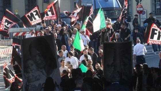 Apologia di fascismo, a processo ex leader di Forza Nuova a Prato