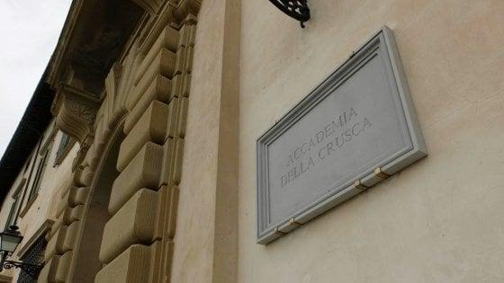 Firenze, l'Accademia della Crusca nomina 13 nuovi accademici