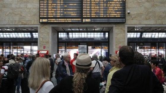Maltempo e guasti sulla linea, treni in ritardo alla stazione di Santa Maria Novella