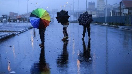 Maltempo in Toscana, nuova allerta per piogge e temporali