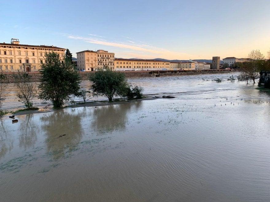Firenze, finalmente un po' di sole: le previsioni e le immagini
