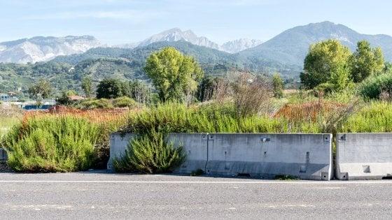 Massa e Carrara, la terra nell'ex polo chimico resta molto inquinata
