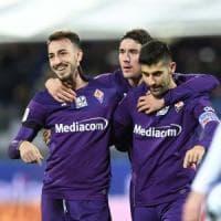 Coppa Italia, la Fiorentina batte il Cittadella e passa agli ottavi