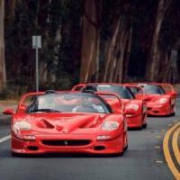 Il Natale benefico del Ferrari Club Firenze