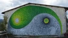 Tra colori e forme: l'arte invade Mondeggi-  foto