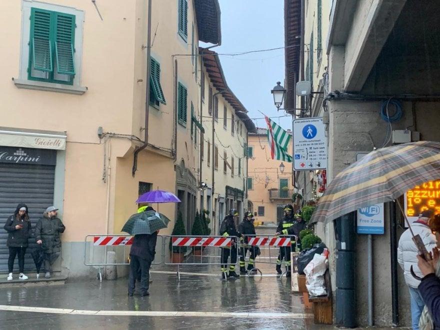 Terremoto nel Mugello, zona rossa a Barberino: è l'area più colpita