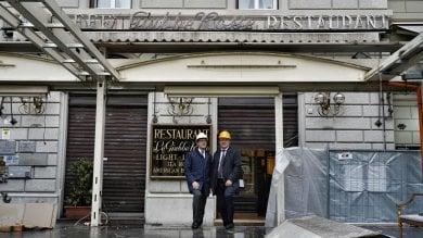 """Il sindaco Nardella: """"Alle Giubbe Rosse niente dehor, si torna all'antica bellezza"""" -  ft"""