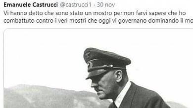 Stop a esami e lezioni per il prof di Siena  che ha elogiato Hitler su Twitter