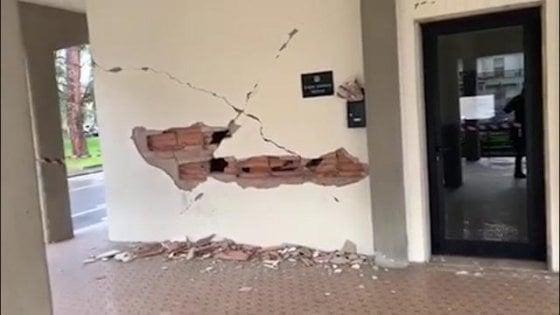 Terremoto in Mugello, un'altra notte fuori casa per 104 persone