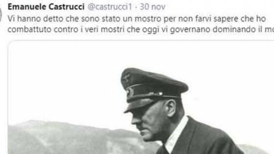 Siena, il prof che inneggiava a Hitler va in pensione ed evita il licenziamento