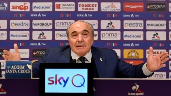 """Fiorentina, Commisso: """"Deluso da tempi per stadio, il Comune ci aiuti"""""""