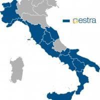 Prato, Estra riscalda gli uffici pubblici d'Italia