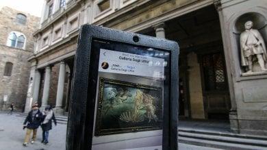 Uffizi, il più cliccato fra i musei su Instagram