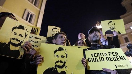 Firenze, sabato una fiaccolata per Giulio Regeni a quattro anni dalla sua scomparsa