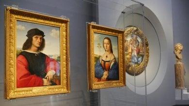 Firenze, il 31 gennaio le coppie entrano a metà prezzo agli Uffizi