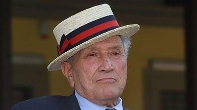 È  morto Narciso Parigi, voce della Fiorentina: aveva 93 anni