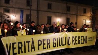 A Firenze una fiaccolata per Giulio Regeni  a quattro anni dalla sua scomparsa -    foto
