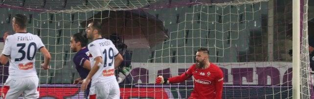 Fiorentina, i viola si fermano contro  il Genoa. Salvati da Dragowski -   foto