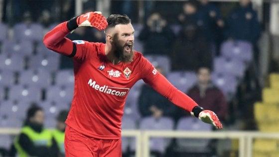 Fiorentina, i viola si fermano contro il Genoa. Salvati da Dragowski