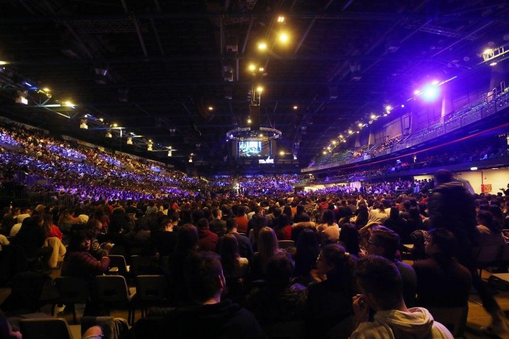 Giorno della memoria, in settemila al Mandela Forum di Firenze