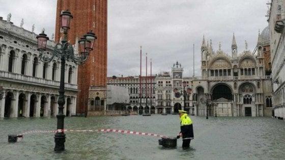 Dagli chef toscani 6500 euro per lo studentato di Venezia devastato dall'acqua alta