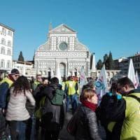 Stop allo sfruttamento dei precari, scuola in sciopero a Firenze