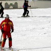 Cortonese cade sciando e muore