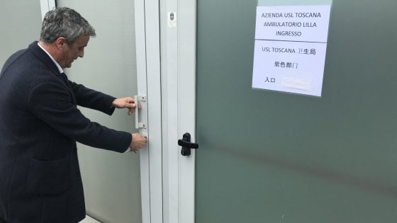 Coronavirus, apre all'Osmannoro l'ambulatorio per i test a chi rientra dalla Cina